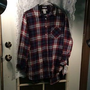 H & M Flannel